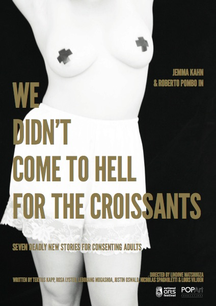We Didn't Come to Hell for the Croissants