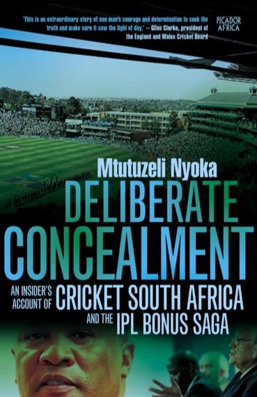 Conversation between Mtutuzeli Nyoka and David O' Sullivan
