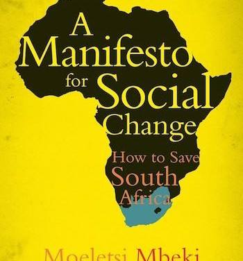 Conversation with Moeletsi Mbeki