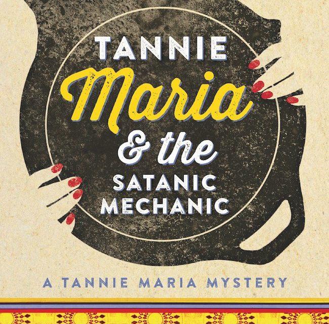 Sally Andrew – Tannie Maria